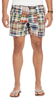 Polo Ralph Lauren Classic Fit Polo Prepster Shorts, Madras/chambray