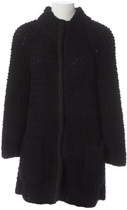 Giambattista Valli Black Wool Knitwear for Women