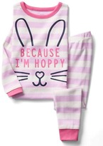 Gap Hoppy stripe sleep set