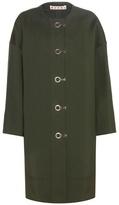 Marni Silk-blend Coat