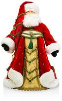 Christopher Radko Resplendent St. Nicholas Advent Santa Figurine