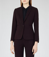 Reiss Camila Jacket Textured Blazer