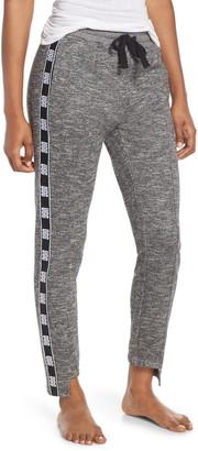 UGG Iris Logo Stripe Terry Track Sweatpants