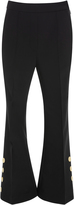 Ellery M'O Exclusive Bulgaria Cropped Flared Pants