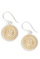 Anna Beck Women's Circle Drop Earrings