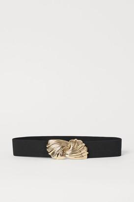 H&M Metal-buckle Waist Belt