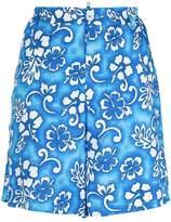 DSQUARED2 Hawaiian print shorts