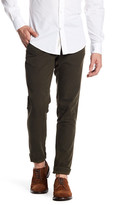 Ganesh Cotton Spandex Windowpane Stretch Pants