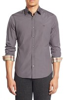 Burberry 'Cambridge Aboyd' Trim Fit Sport Shirt