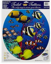 Bed Bath & Beyond Toilet Tattoos® Coral Reef in Round