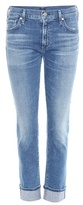 Citizens of Humanity Jazmine Cigarette Straight Jeans With Cuff