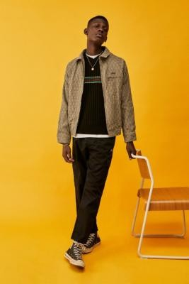 Champion UO Exclusive Black Cargo Trousers - Black S at Urban Outfitters