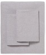 Belle Epoque Solid Heather Flannel Sheet Set