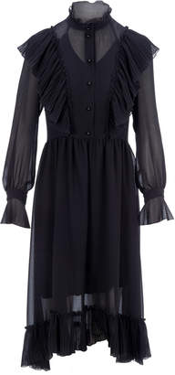 See by Chloe Ruffled Dress