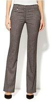New York & Co. Crosby Street Mini Bootcut Pant - Herringbone - Average
