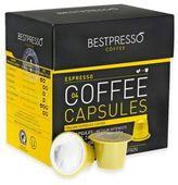BESTPRESSO Bestpresso 120-Count Espresso Nespresso® Compatible Gourmet Coffee Capsules