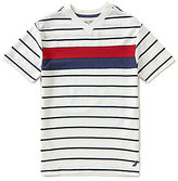 Nautica Big Boys 8-20 Striped Short-Sleeve Tee