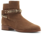 Vince Camuto VC John Camuto Rider – Chain-wrapped Moto Bootie