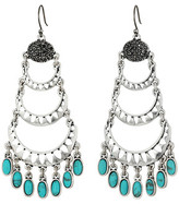 Lucky Brand Chandelier Earrings