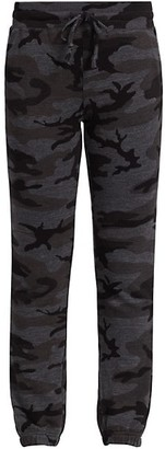 Rails Kingston Camo Knit Jogger Pants