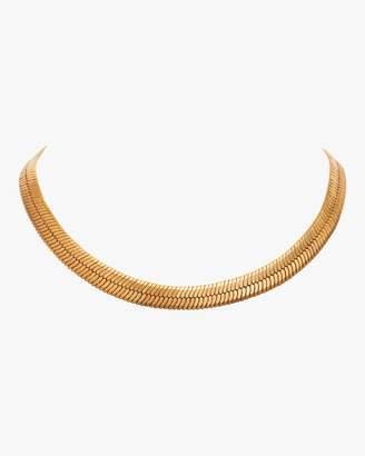 Fallon Wide Herringbone Collar