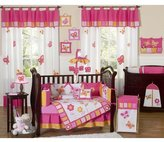 JoJo Designs Sweet Butterfly 9 Piece Crib Bedding Set