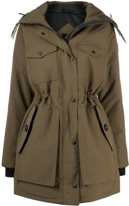 Canada Goose Garbiola parka coat