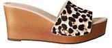 Joie Bodie Haircalf Wedge Sandals