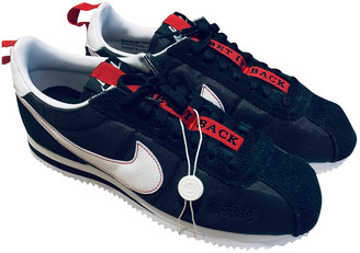 Nike Cortez Navy Suede Trainers