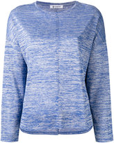 Dondup oversized sweatshirt - women - Nylon/Polyester/Viscose - XS