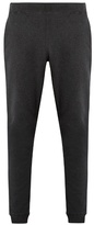 Sunspel French terry-towelling track pants