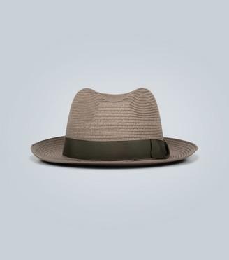 Borsalino Panama straw hat
