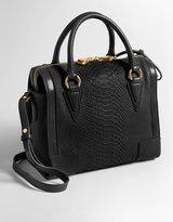 POUR LA VICTOIRE Roma Leather Satchel Bag