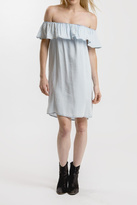 Glam Off Shoulder Dress