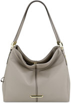 Anne Klein Kick Start Pebble Large Hobo