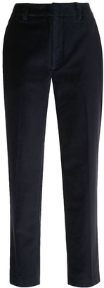 Anine Bing Ella tapered-leg trousers