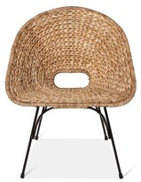 Threshold Woven Seagrass Chair
