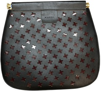 Marni Burgundy Leather Clutch bags