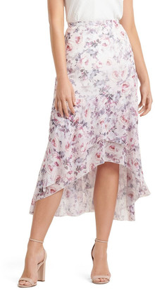 Forever New Isabella High- Low Skirt