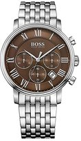 HUGO BOSS Mens Analog Dress Quartz Watch (Imported) 1513326