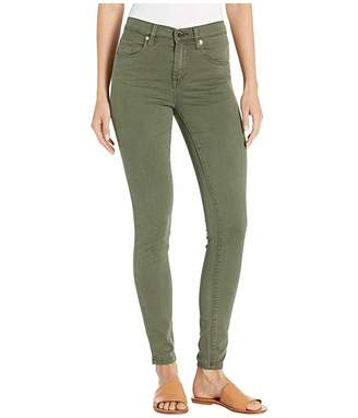 Blank NYC High-Rise Skinny in Absinthe