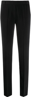 MM6 MAISON MARGIELA Elasticated-Waist Tailored Trousers