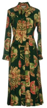 Gucci 3/4 length dress