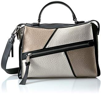 Nine West Underwraps Satchel Colorblock