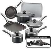 Farberware High Performance Nonstick Aluminum Cookware Set- 17-Piece