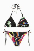 Missoni Print Lycra Bikini