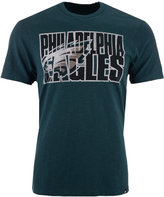 '47 Men's Philadelphia Eagles Wordmark Scrum T-Shirt