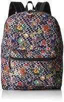 Nintendo Boys' Mario All Over Print Backpack