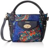 Desigual Womens Bols_mcbee Atenas U Shoulder Handbag