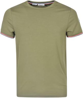 Moncler Round Neck T-shirt